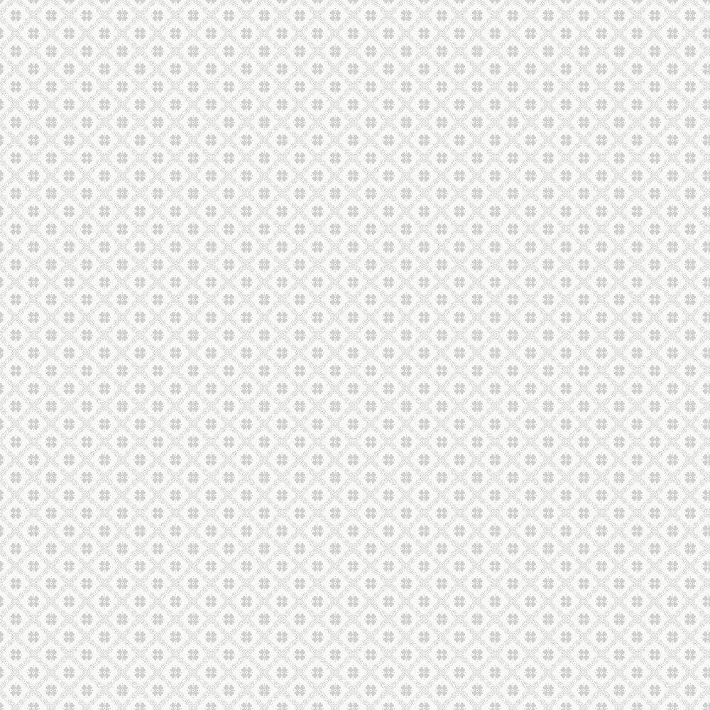 Josefina Wallpaper - Grey - by Boråstapeter