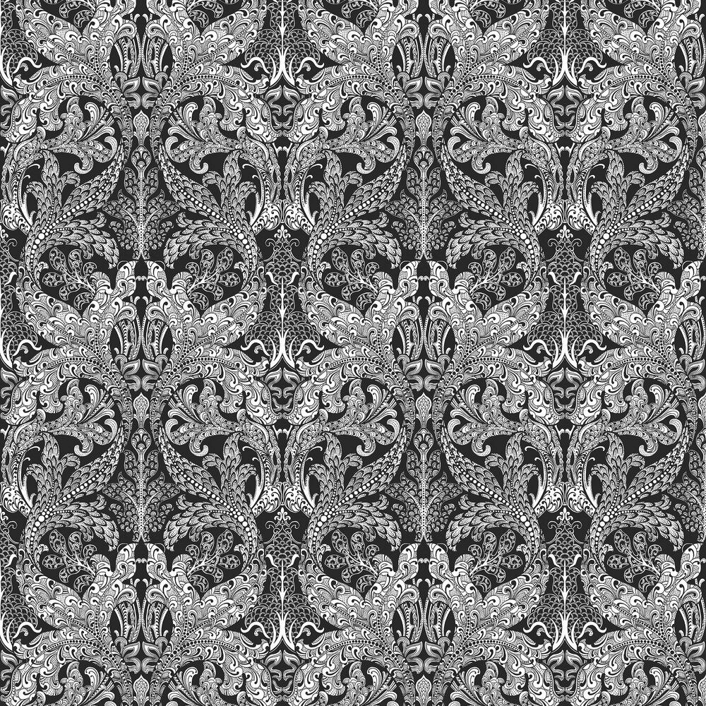 Engblad & Co Spirit Black & White Wallpaper - Product code: 6089