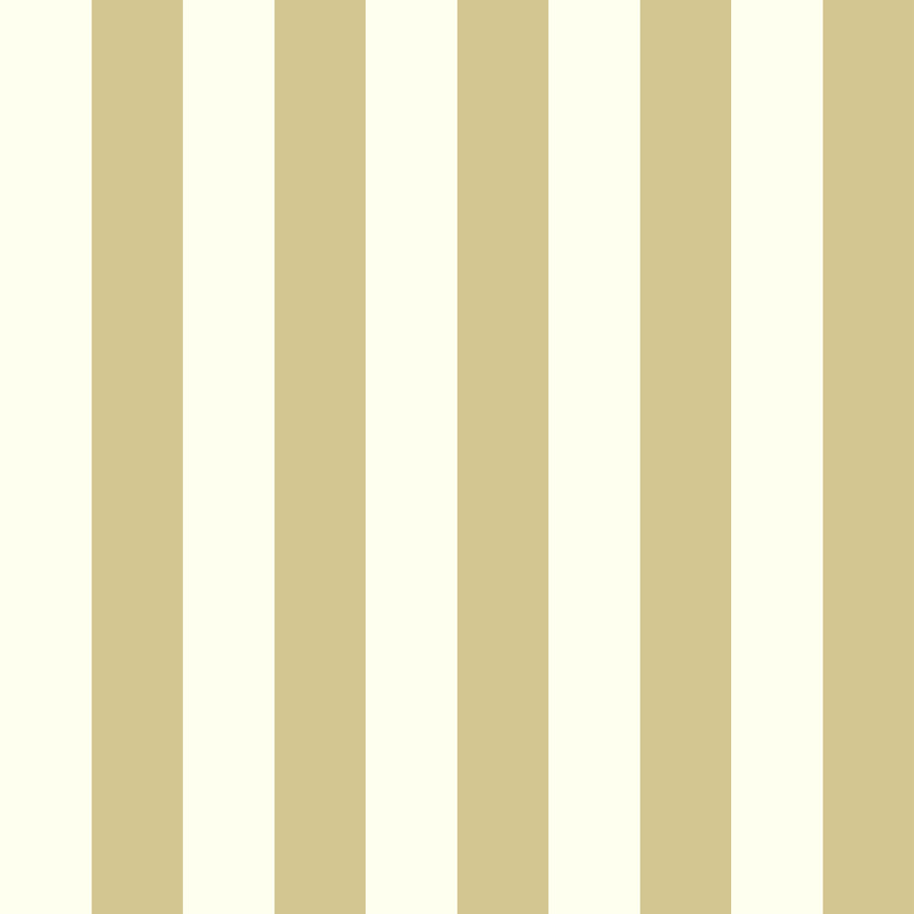 Nevis Wallpaper - Gold - by Clarke & Clarke