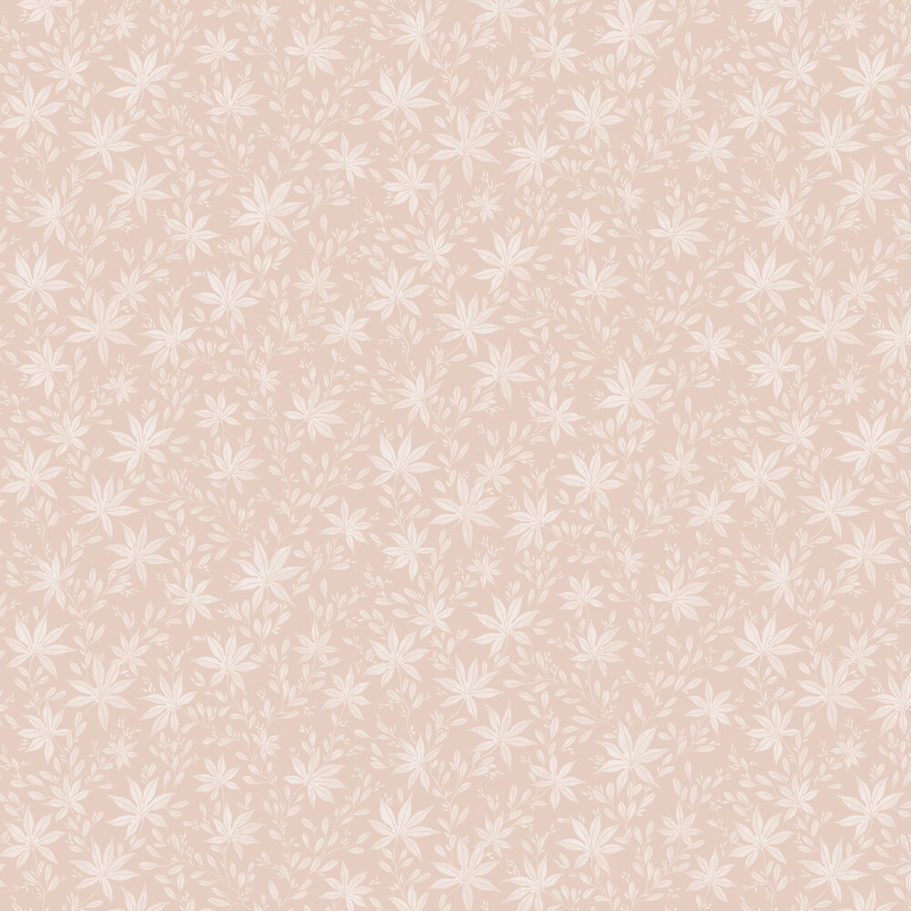 Engblad & Co Maple Leaf Red Wallpaper - Product code: 3659