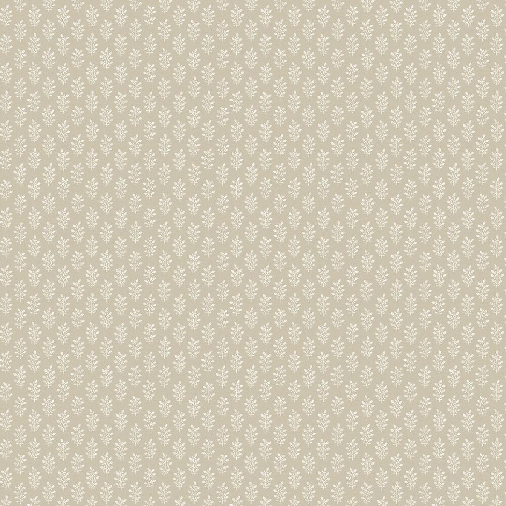 Engblad & Co Blockprint Beige Wallpaper - Product code: 3665