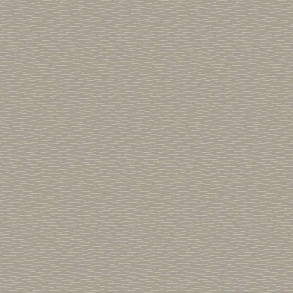 River Wallpaper - Beige - by Engblad & Co