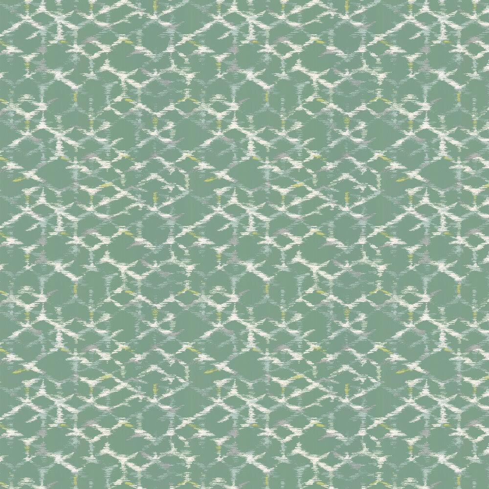 Villa Nova Sudare Emerald Wallpaper - Product code: W550/03