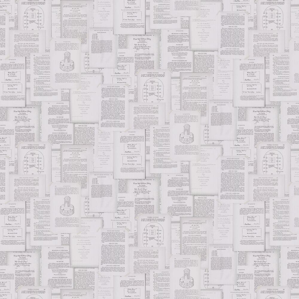 Galerie Formal Dinner Grey Wallpaper - Product code: 18261