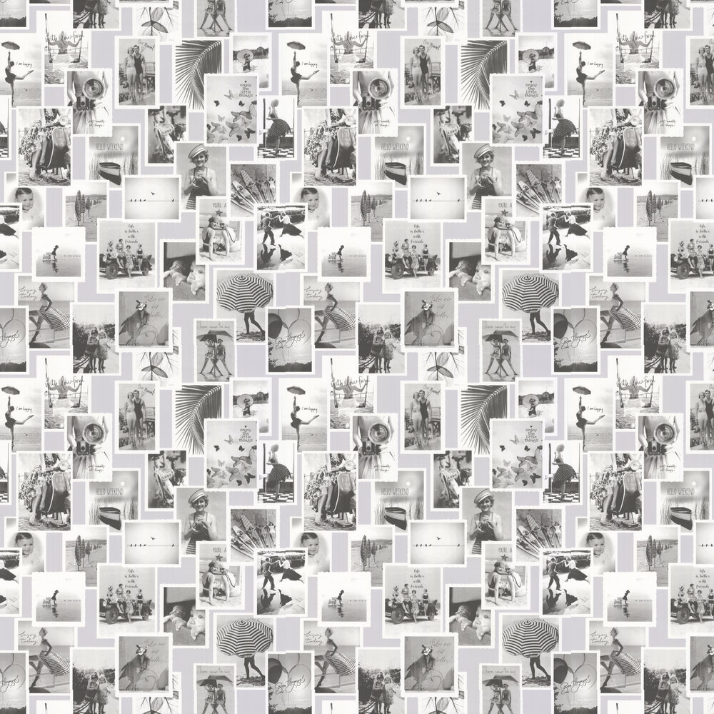 Galerie Private Moments Black / White Wallpaper - Product code: 18280