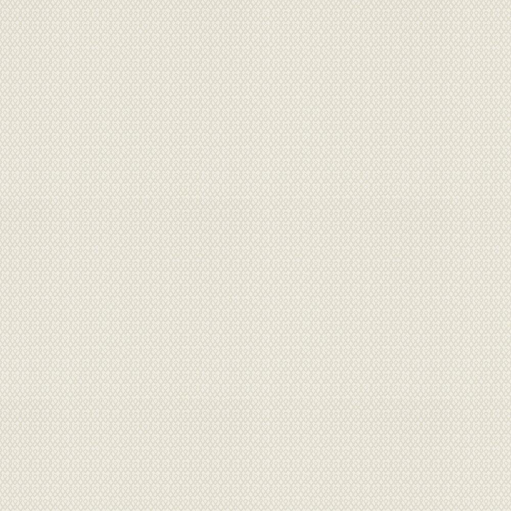 Ristikko Wallpaper - Birch - by Scion