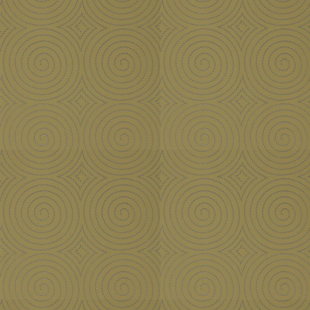 Harlequin Sakura Ochre Wallpaper - Product code: 111562