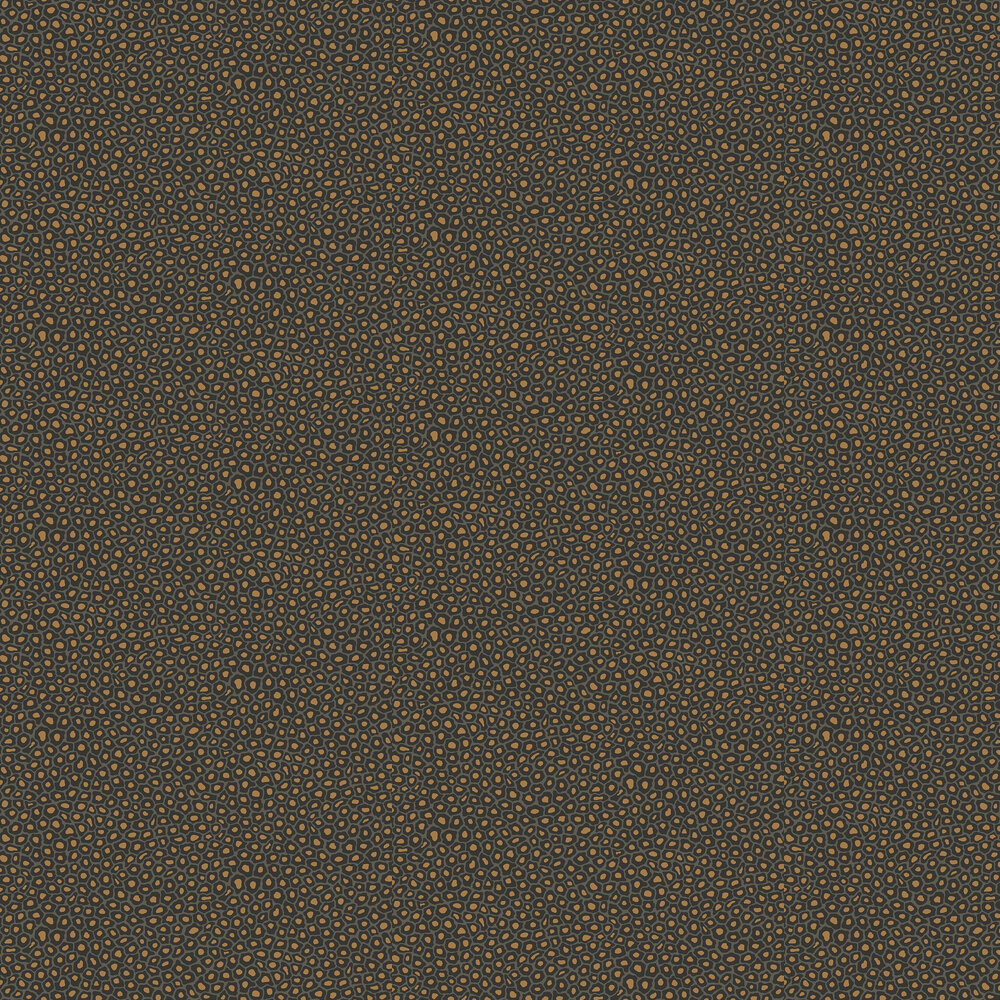 Cole & Son Senzo Spot Charcoal Wallpaper - Product code: 109/6032