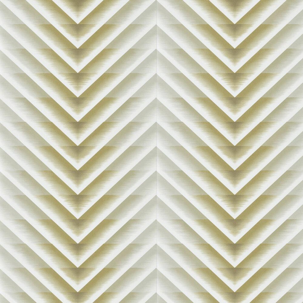 Makalu Wallpaper - Linden - by Harlequin