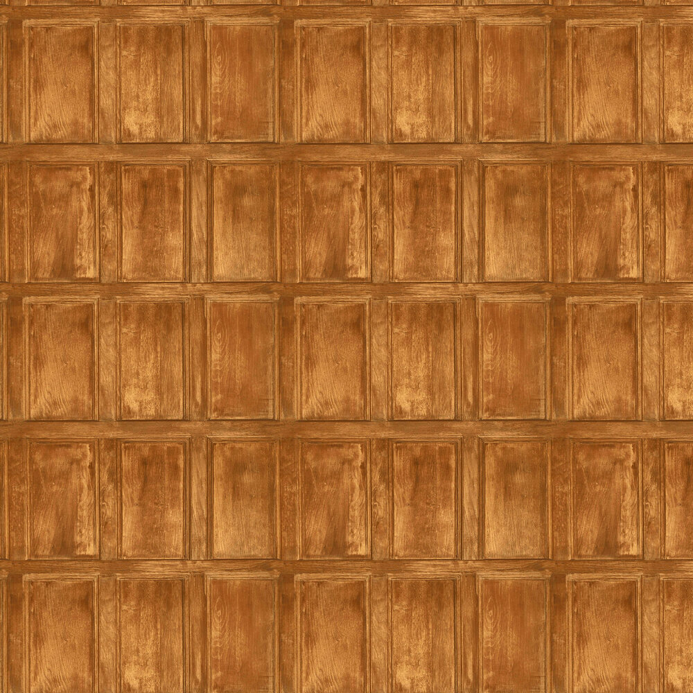 The Paper Partnership Common Room Red / Brown Wallpaper - Product code: IWB 00842