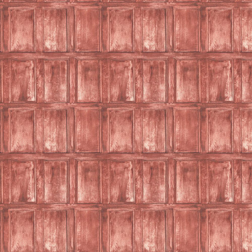 Elizabeth Ockford Common Room Red Wallpaper - Product code: WP0090502