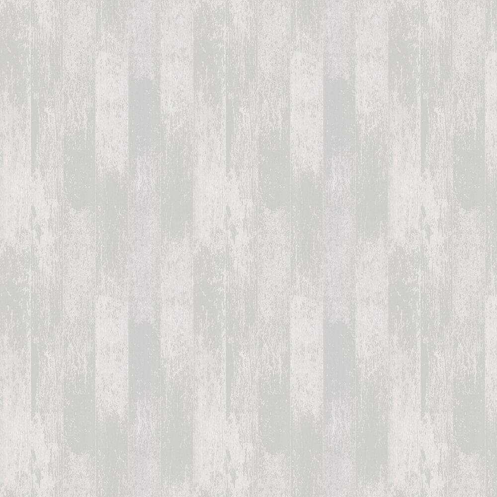 Driftwood Wallpaper - Grey / White - by Osborne & Little