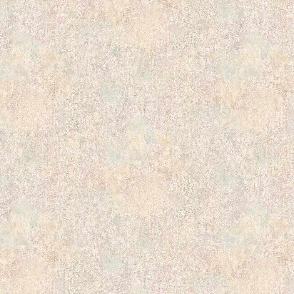 Fresco Wallpaper - Stone / Sage - by Osborne & Little