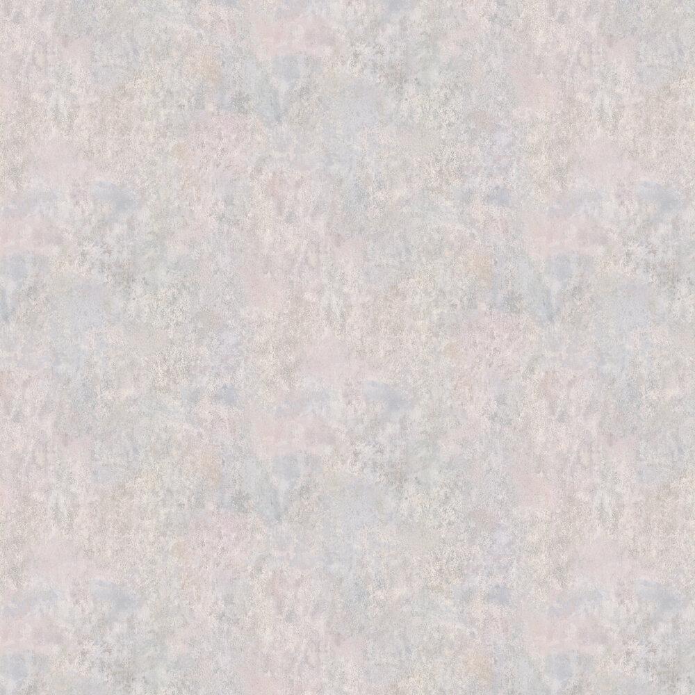 Fresco Wallpaper - Grey - by Osborne & Little
