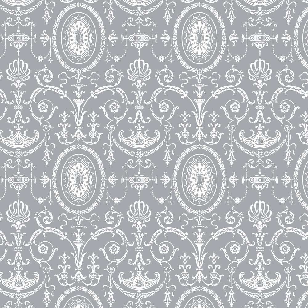 Little Greene Pall Mall Clement Wallpaper - Product code: 0251PMCLEME