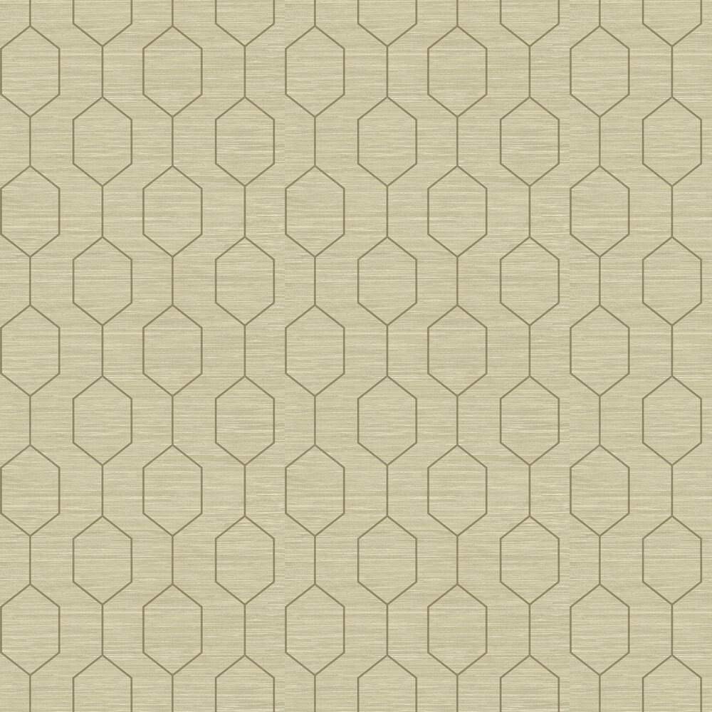 The Paper Partnership Kemptown Brown / Linen Wallpaper - Product code: WP0080804