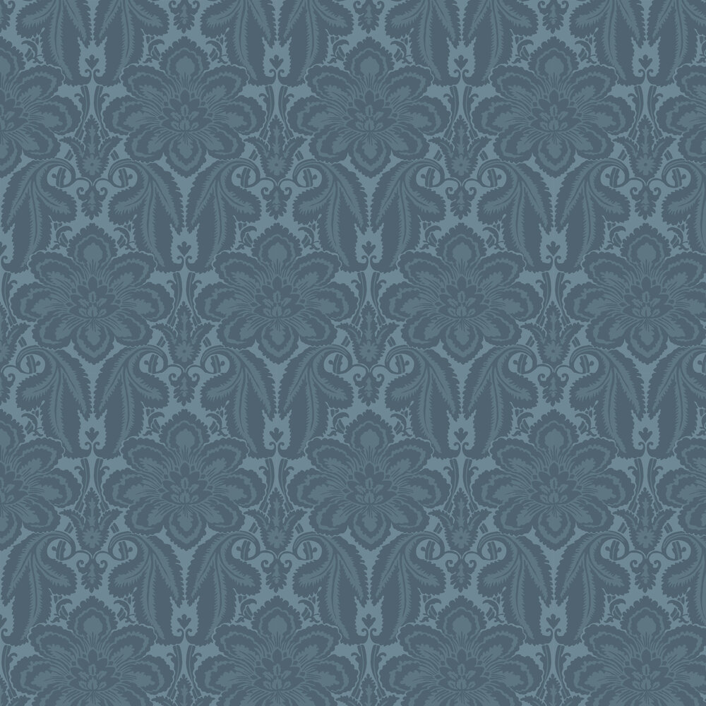Little Greene Albemarle St Astral Wallpaper - Product code: 0251ALASTRA