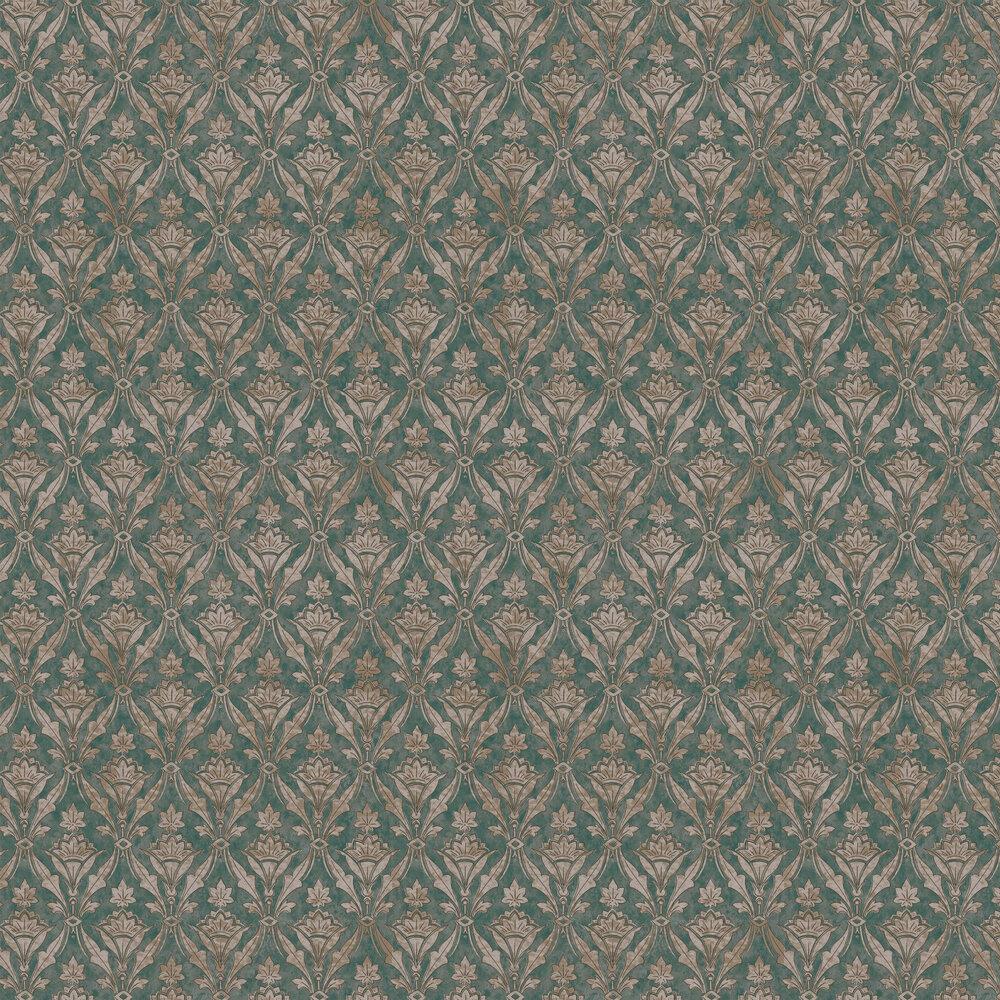 Little Greene Borough High St Weld Wallpaper - Product code: 0251BHWELDZ