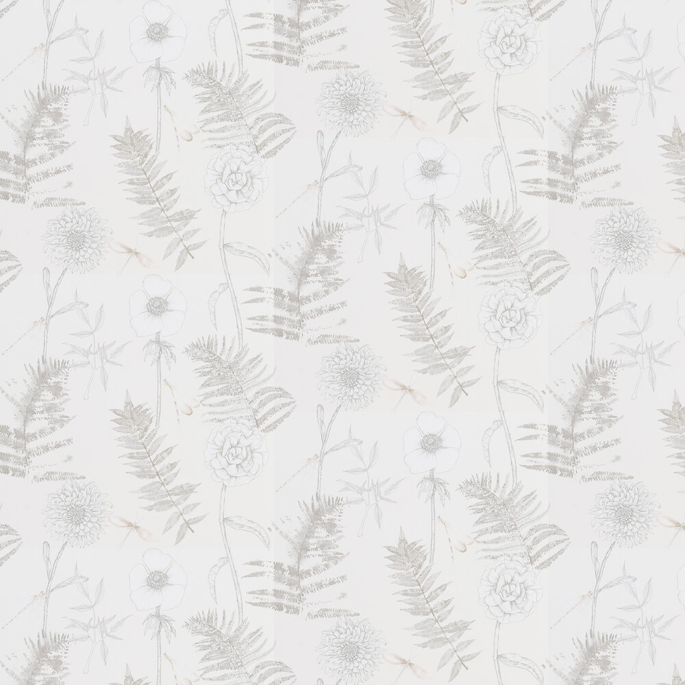 Designers Guild Acanthus Ivory Wallpaper - Product code: PDG1022/05
