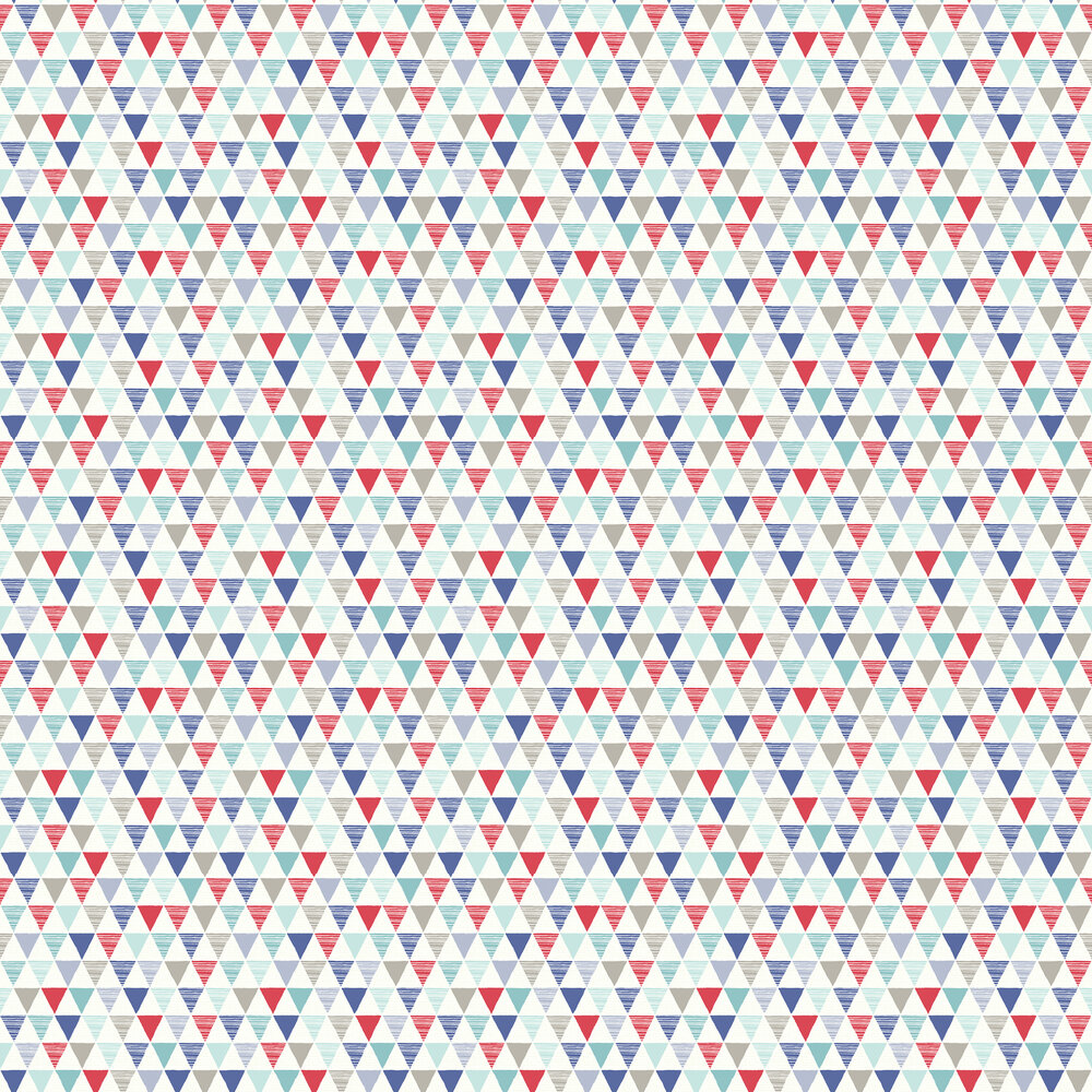 Arthouse Jester Red and Blue Wallpaper - Product code: 696007