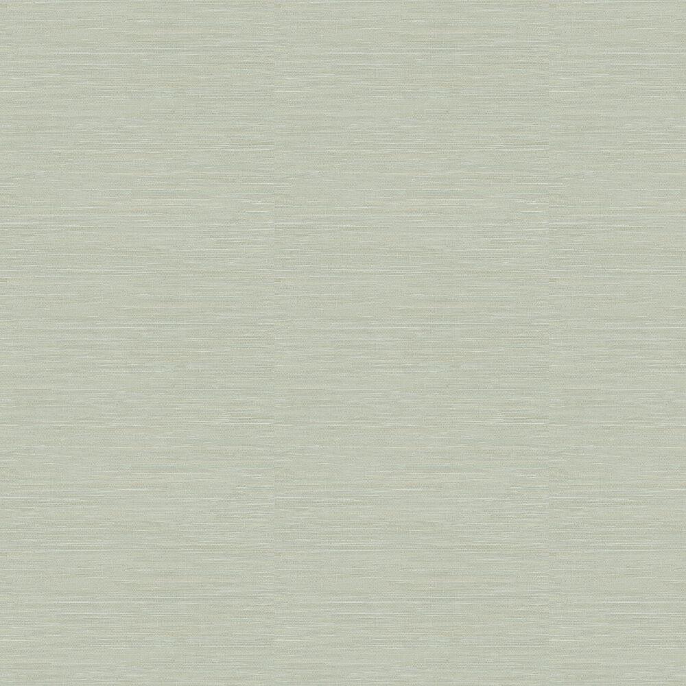 Falmer Wallpaper - Aqua - by Elizabeth Ockford