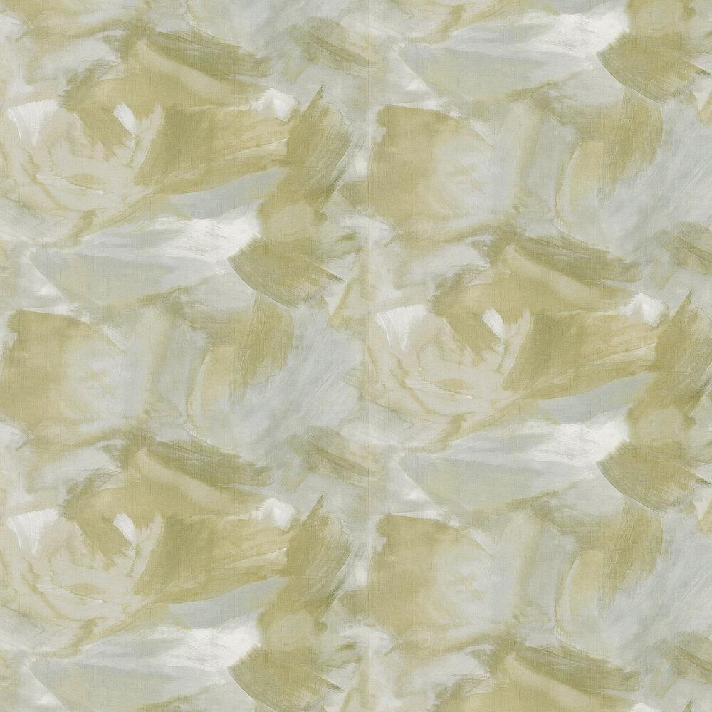 Aspronisi Wallpaper - Amber / Labradorite - by Anthology