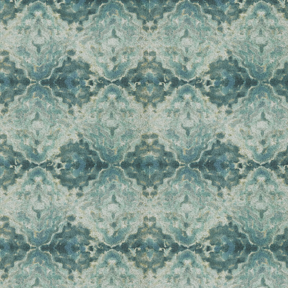 Envision Wallpaper - Lapis / Amazonite - by Anthology