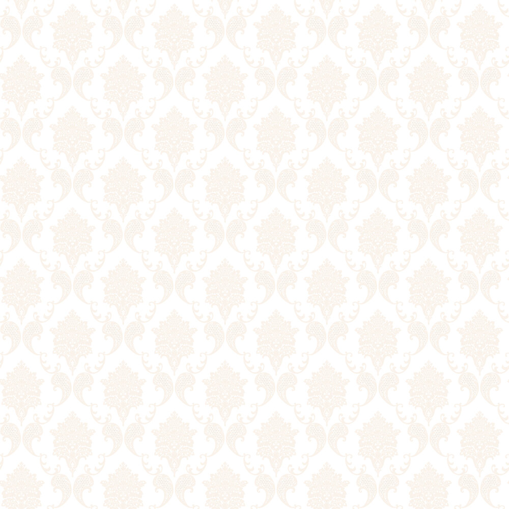 Elizabeth Ockford Grace Oatmeal / Cream Wallpaper - Product code: LL 00334