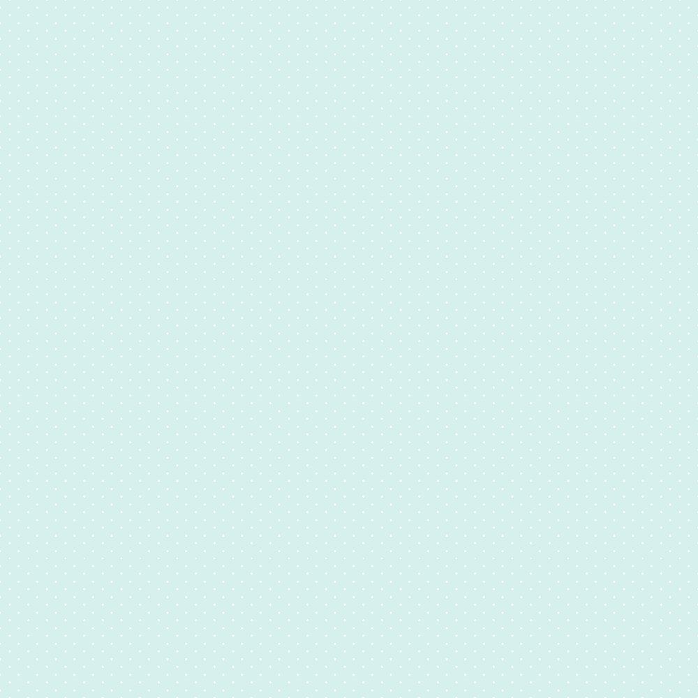 Elizabeth Ockford Cecille Aqua Wallpaper - Product code: LL 00349