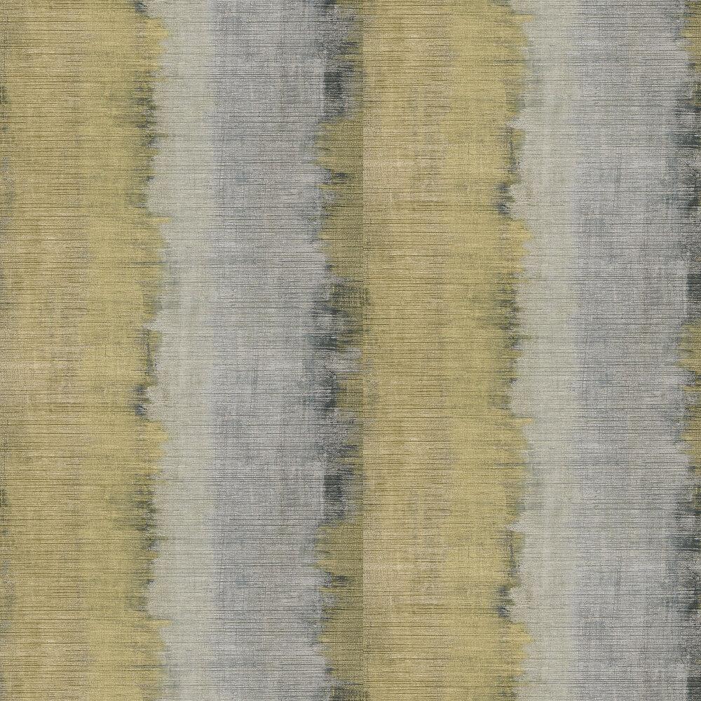 Lustre Wallpaper - Pyrite / Aurelian - by Anthology