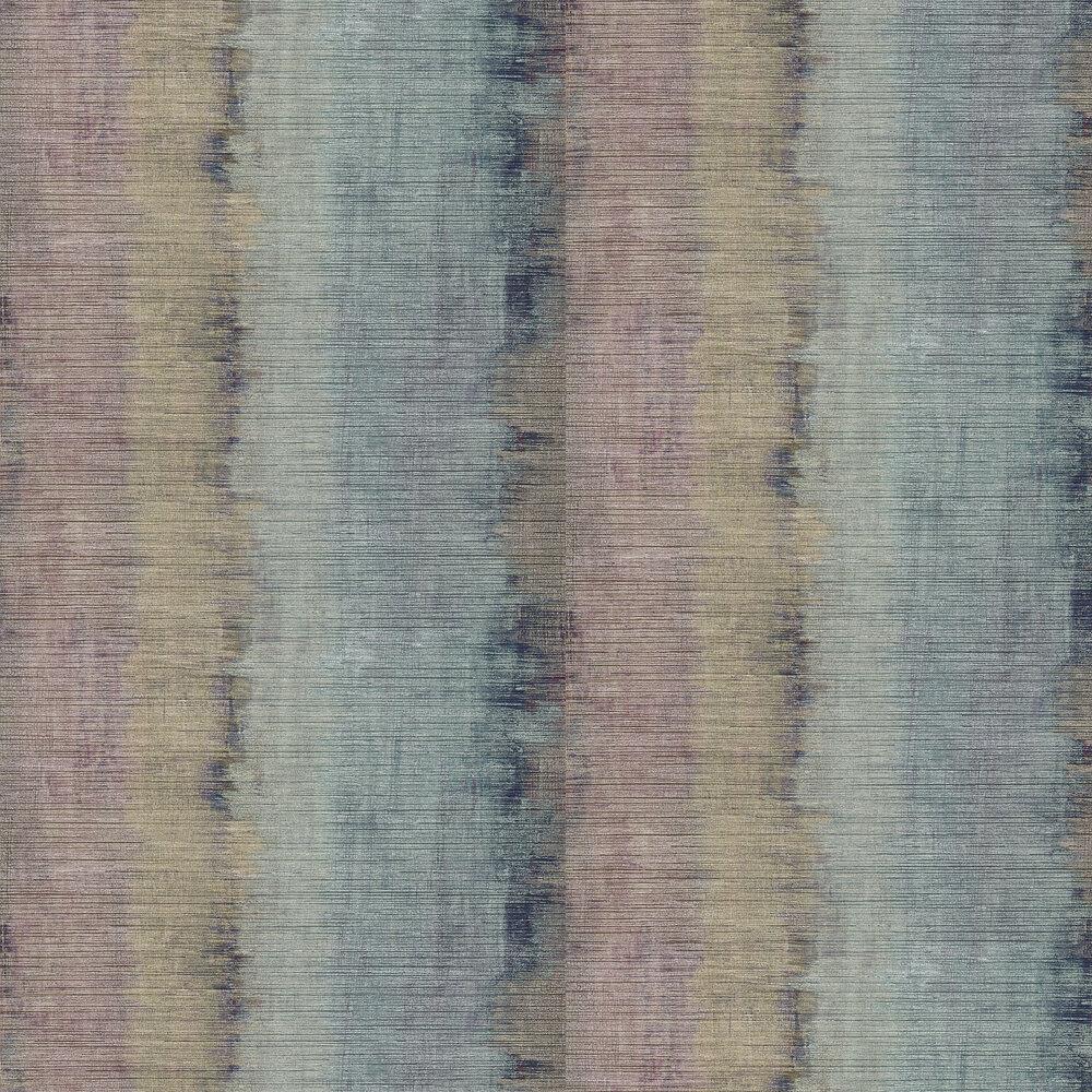 Lustre Wallpaper - Amazonite / Rose Quartz - by Anthology