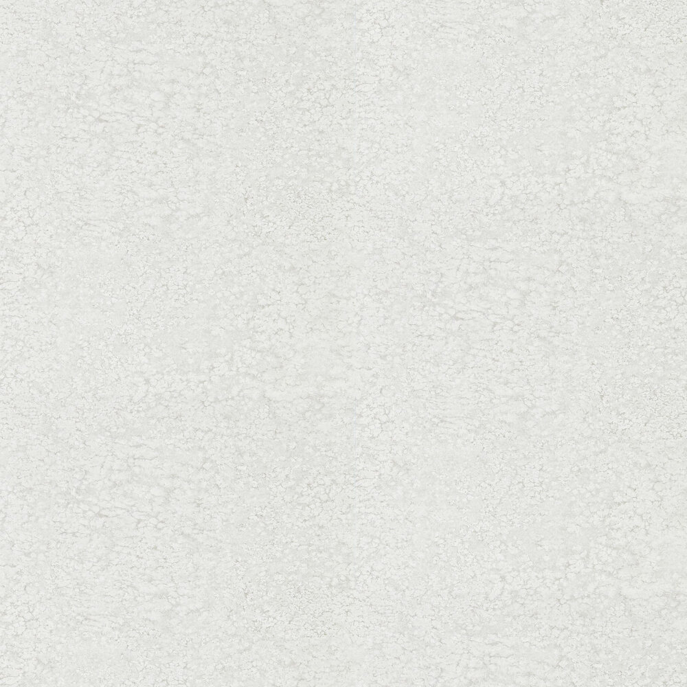 Weathered Stone Plain Wallpaper - Chalk - by Zoffany