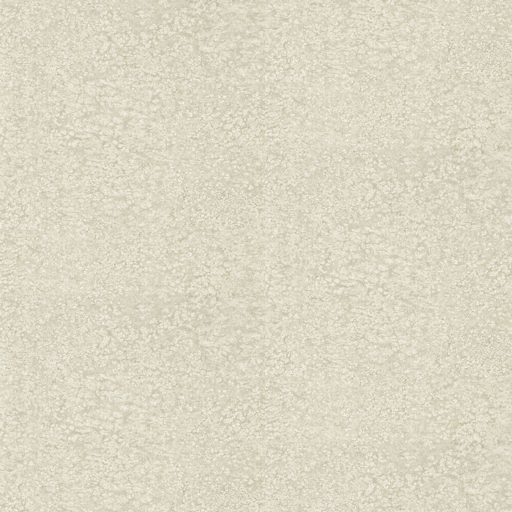 Weathered Stone Plain Wallpaper - Oyster Shell - by Zoffany