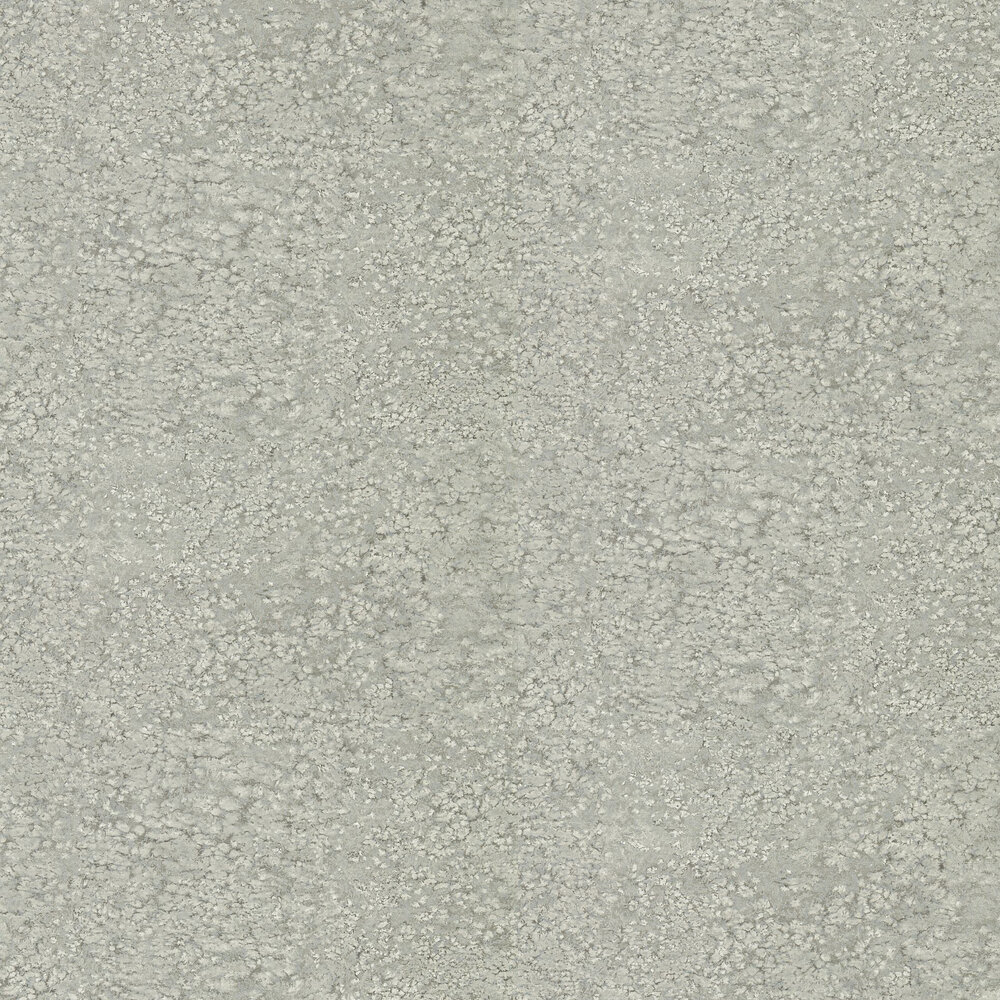 Weathered Stone Plain Wallpaper - Graphite - by Zoffany