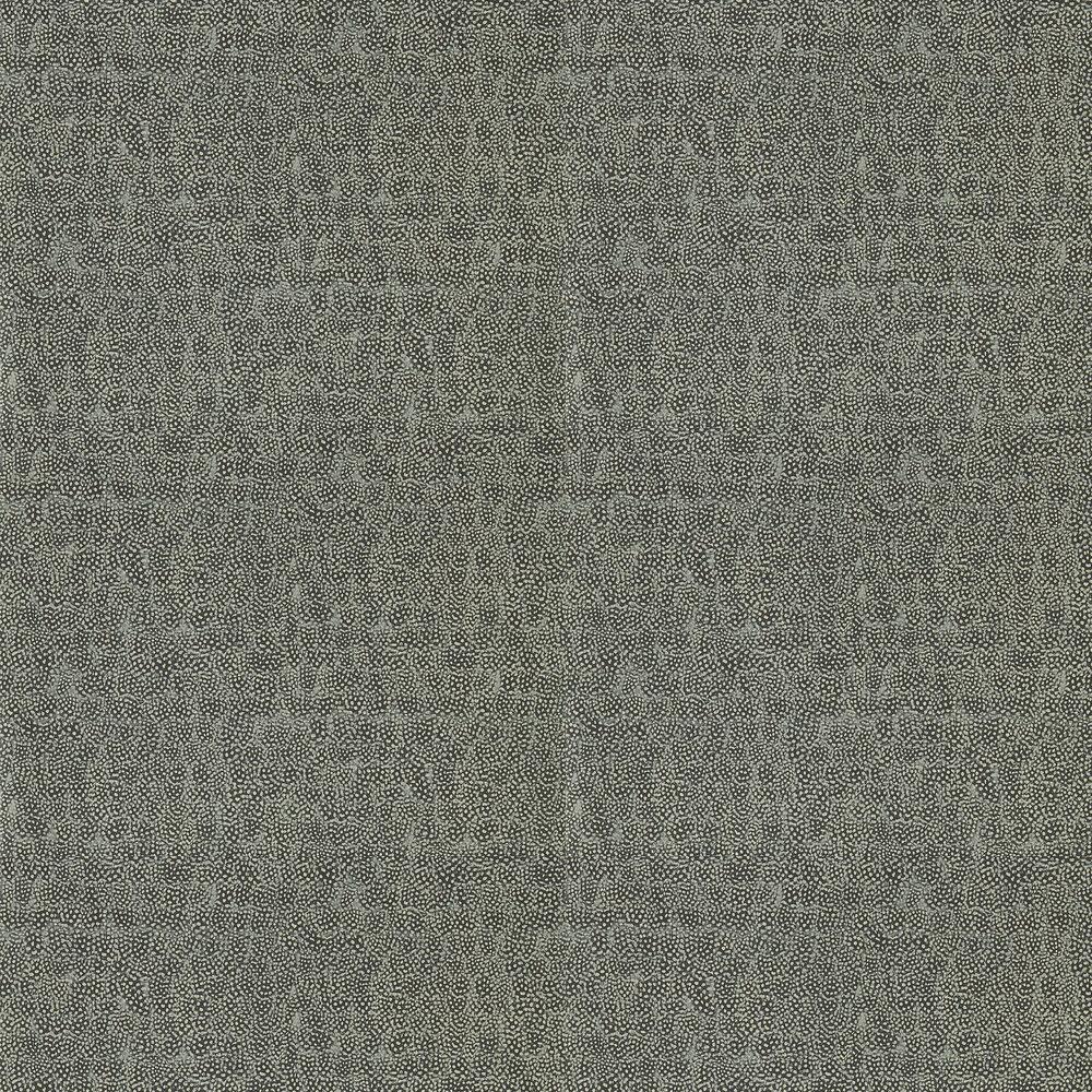 Guinea Wallpaper - Blue Stone - by Zoffany