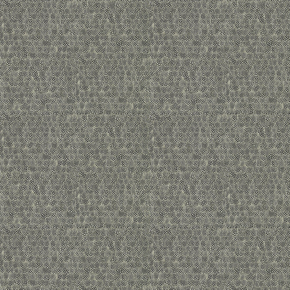 Guinea Wallpaper - Charcoal - by Zoffany