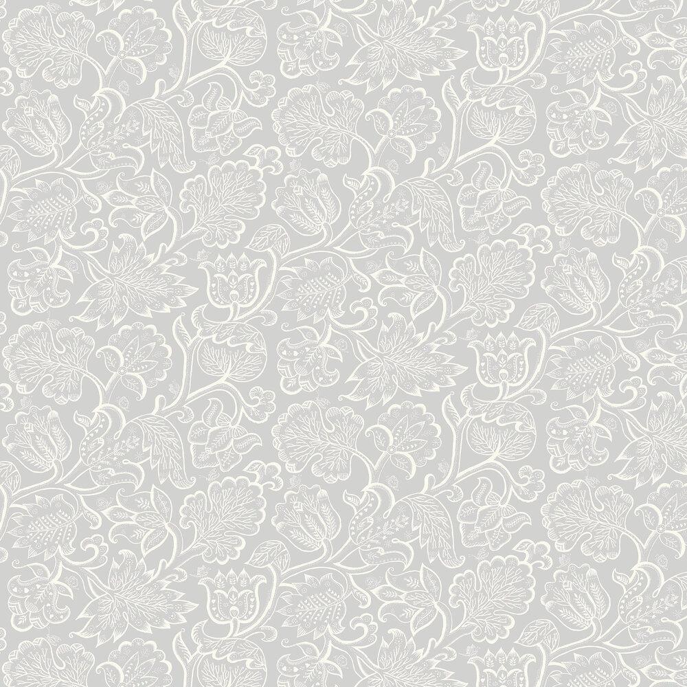Blendworth Jacobean Ice Queen Wallpaper - Product code: CBW175