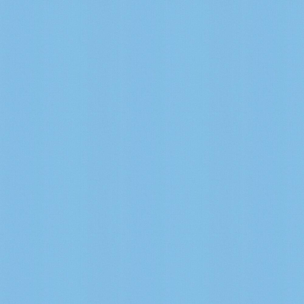 Glitterati Plain Wallpaper - Blue - by Arthouse