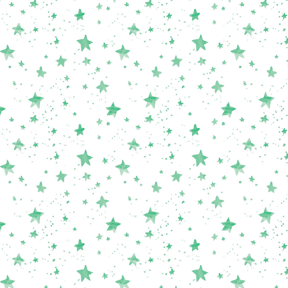 Coordonne Via Lactea Green Wallpaper - Product code: 6100042