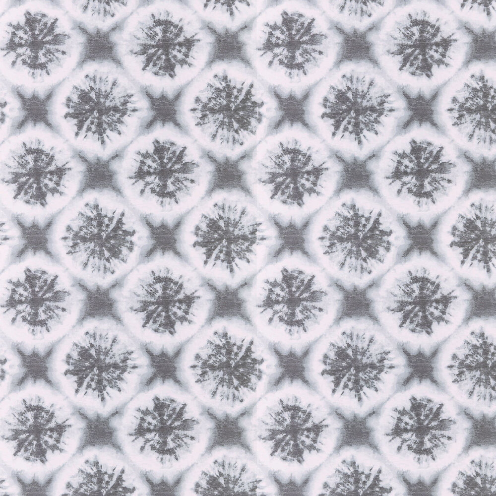 Nihan Wallpaper - Graphite - by Harlequin