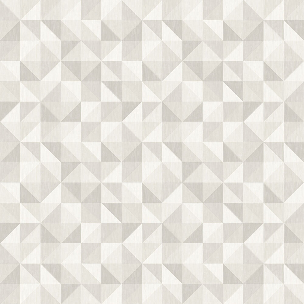 Albany Geometrie Puzzle Neutral Wallpaper - Product code: 22625
