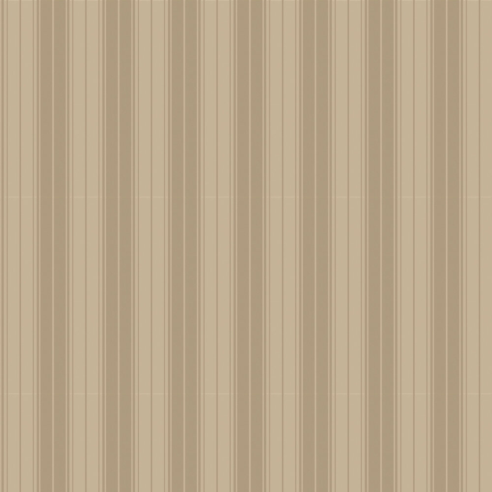 Albany Clara Stripe Sand Wallpaper - Product code: 33901