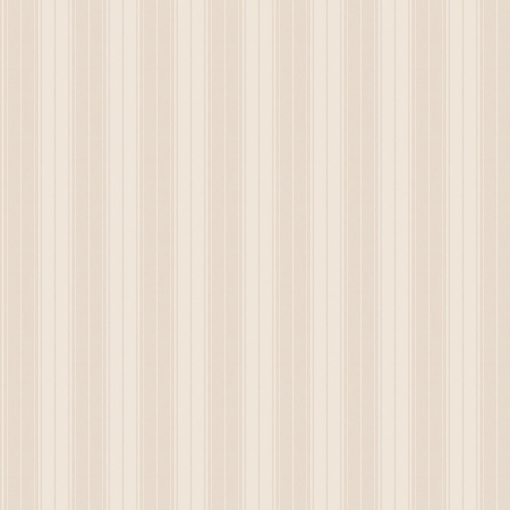Albany Clara Stripe Mink Wallpaper - Product code: 33902