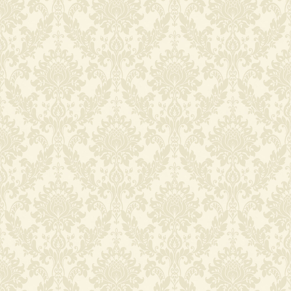 Clara Wallpaper - Cream - by Albany