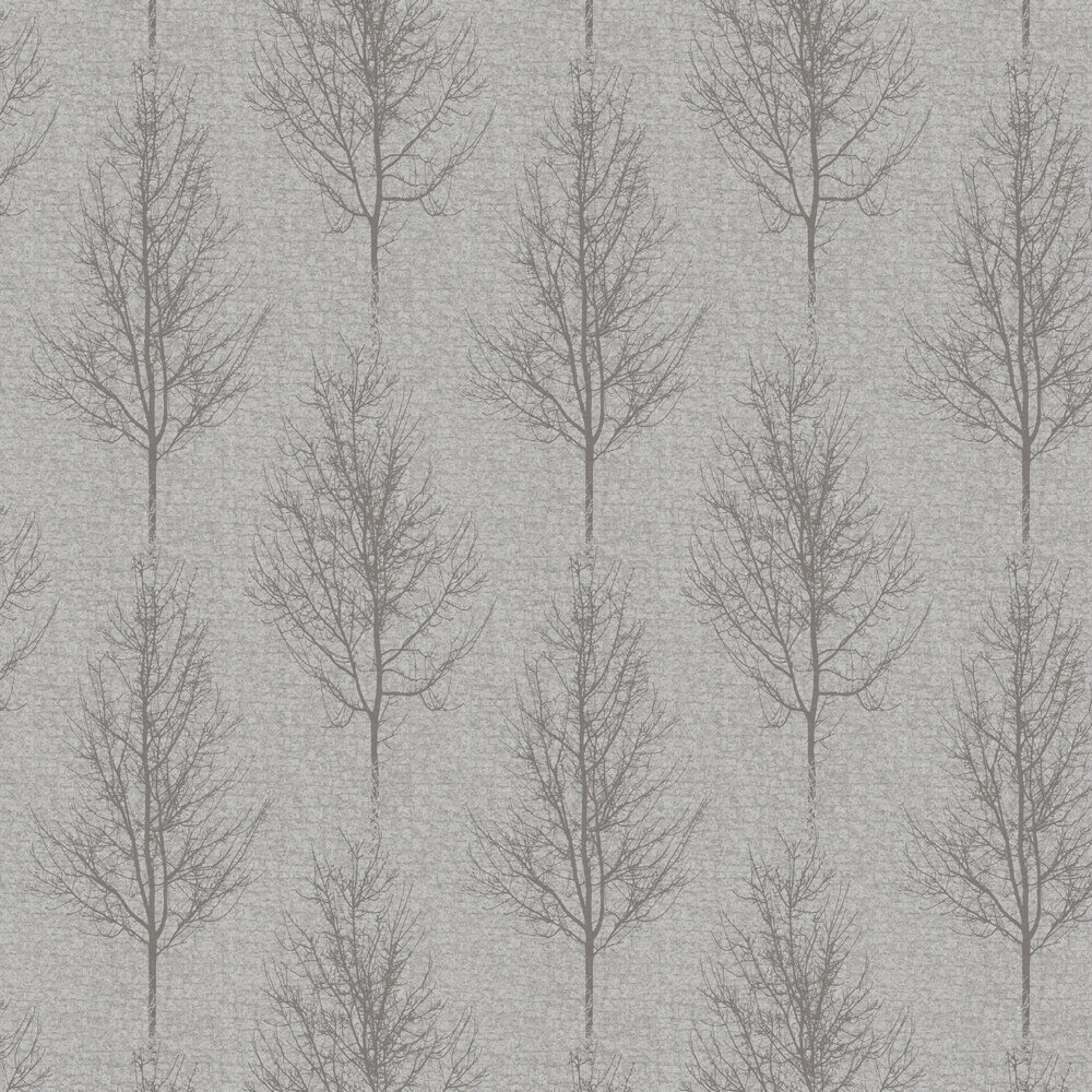 Hadrian Wallpaper - Silver - by Albany
