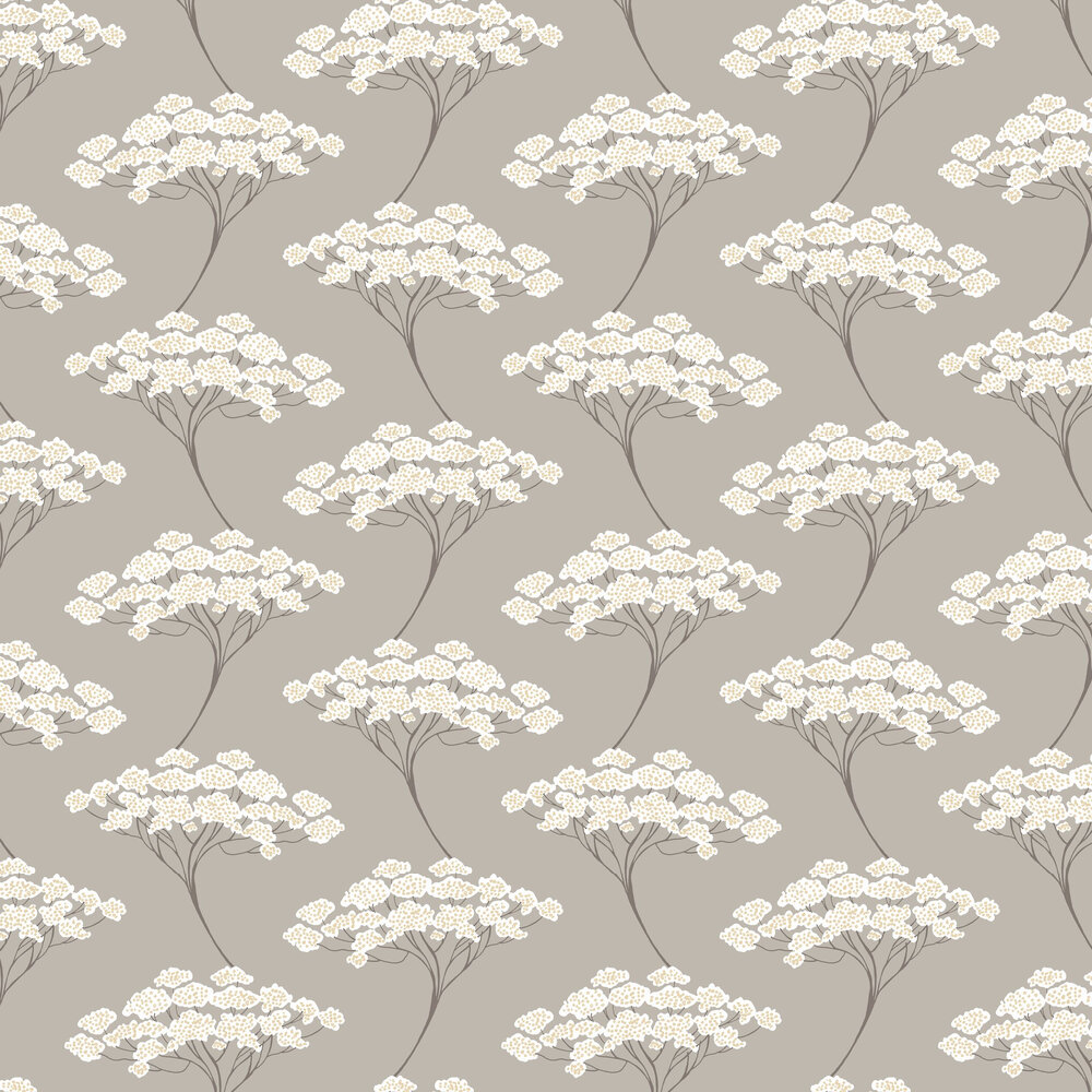 Brewers Banyon Tree Taupe Wallpaper - Product code: FD22410
