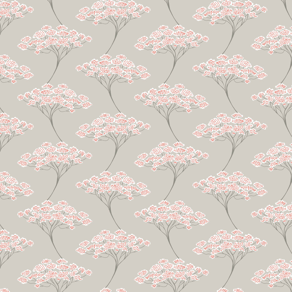 Brewers Banyon Tree Beige Wallpaper - Product code: FD22413