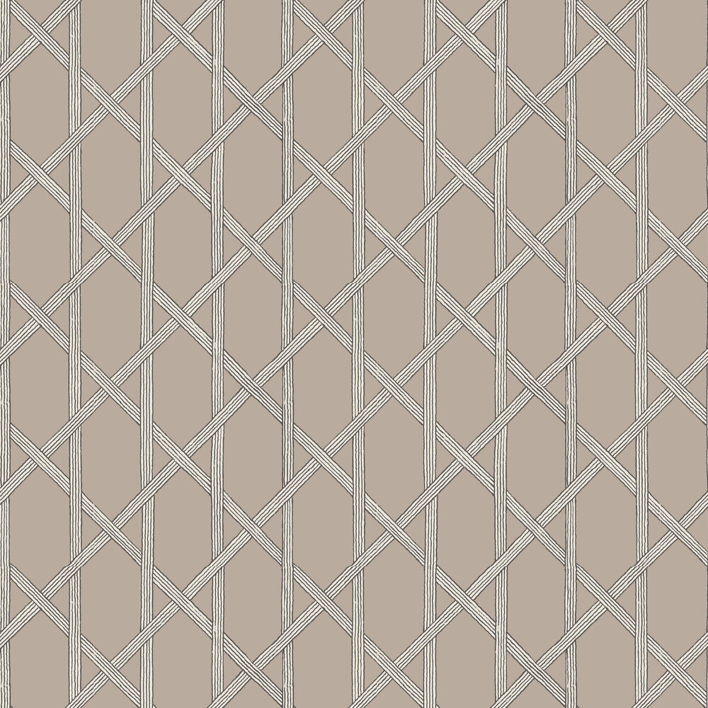 Brewers Mandara Taupe Wallpaper - Product code: FD22424