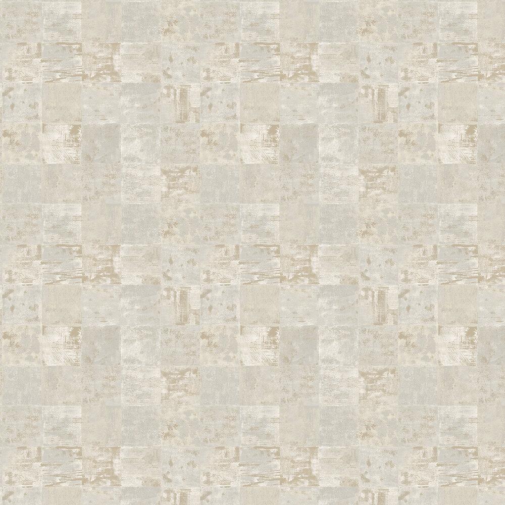 Ditchling Wallpaper - Linen - by Elizabeth Ockford