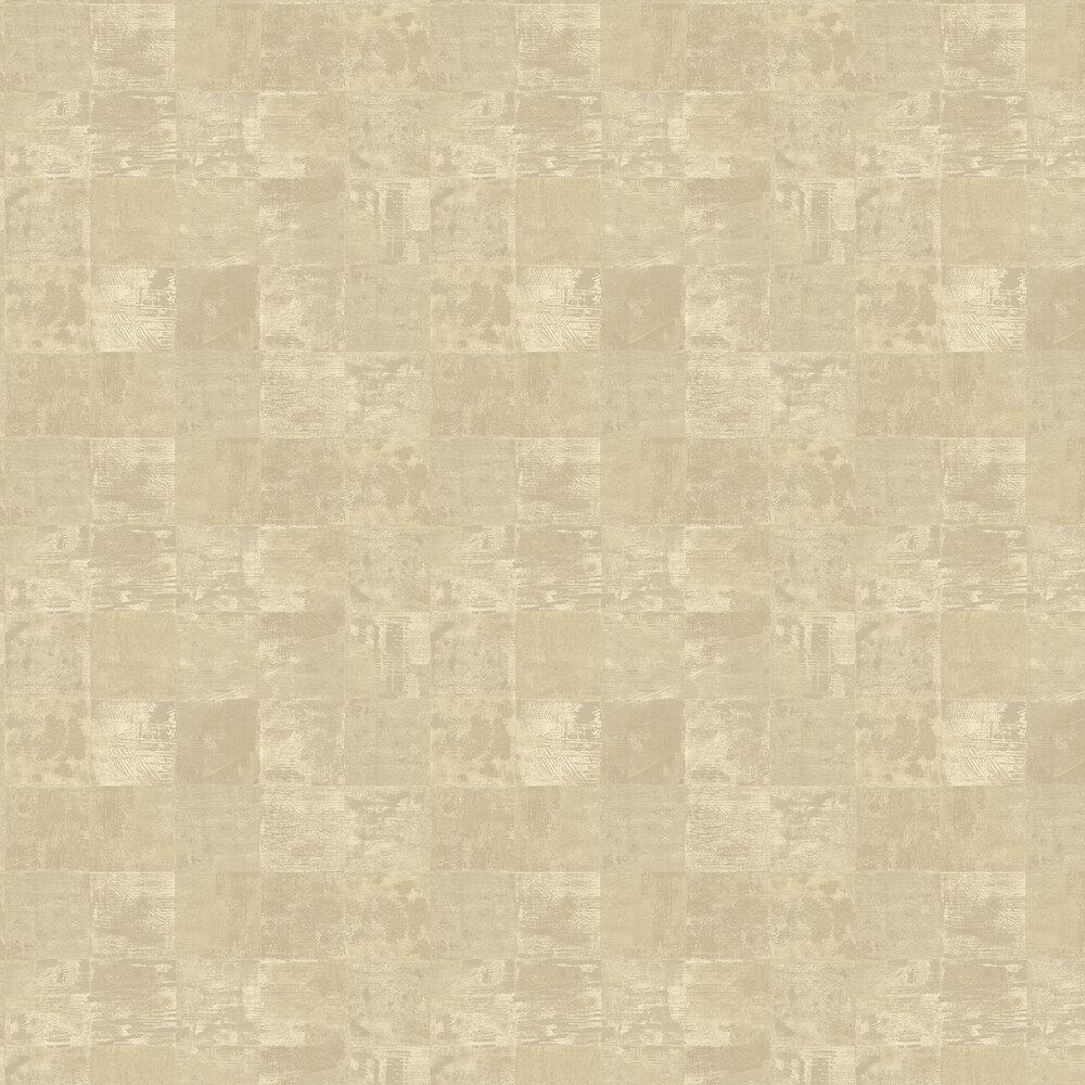 Elizabeth Ockford Ditchling Beige Wallpaper - Product code: EO00221